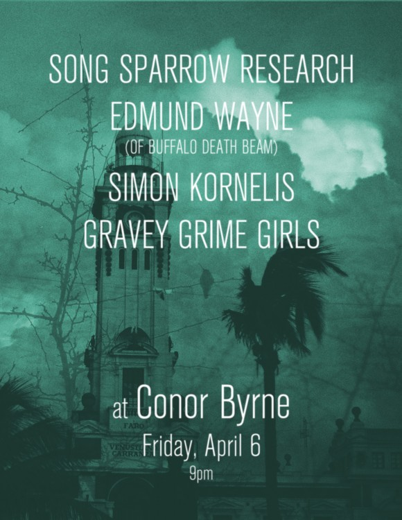 Conor Byrne poster